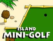Mini-Golfe na Ilha