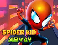 Subway Spider Kid