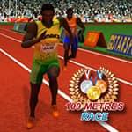 Corrida dos 100 metros