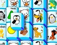 Mahjong Animado