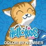 Hellokids Jogo de Colorir