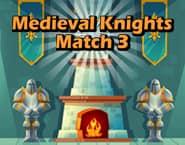 Medieval Knights Match 3