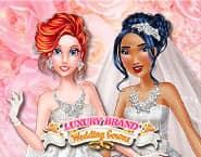 Vestidos de Casamento de Marca de Luxo