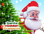Santa Hidden Presents