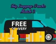Big Luggage Trucks Match 3