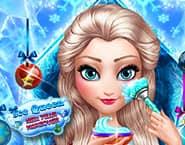 Rainha do Gelo Renova??o de Ano Novo