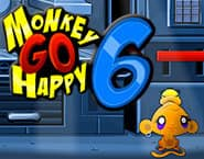 Monkey Go Happy 6